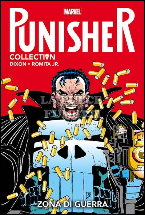 PUNISHER COLLECTION #     6 - ZONA DI GUERRA
